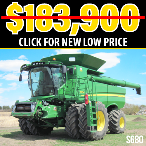 Green Iron Equipment | John Deere Dealer | North and South